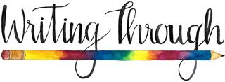 Writing Through Mobile Logo