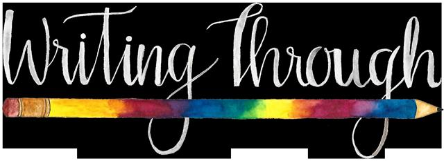 Writing Through Retina Logo